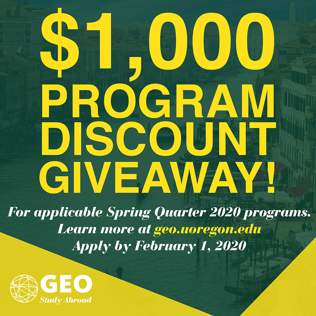 $1,000 program discount giveaway applies to this program. Click the image to learn more