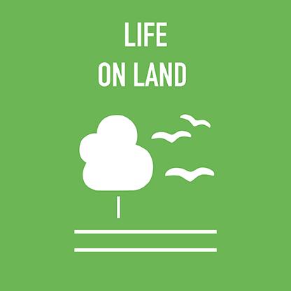 Sustainable Goal: Life on Land